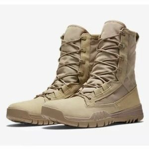 """Nike SFB Field 8"""" Tactical Military BOOTS British"""
